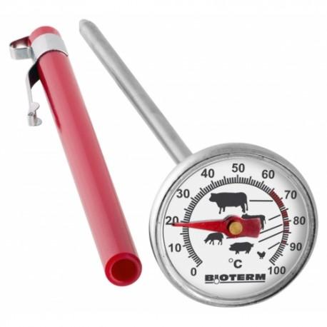 Termometr do pieczenia mięs 0°C +100°C