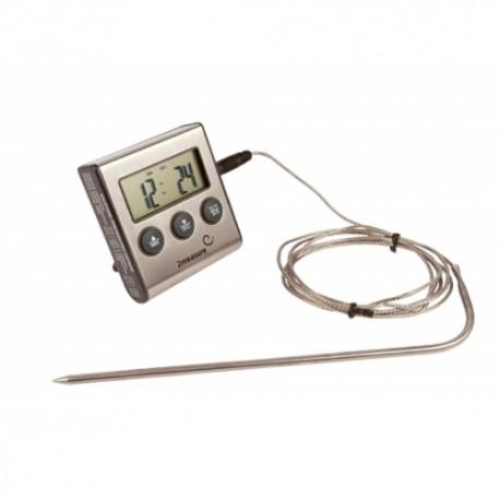Termometr do pieczenia z sondą na kablu 1,5m